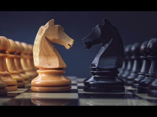 Стратегический приём в шахматах. hg или fg?