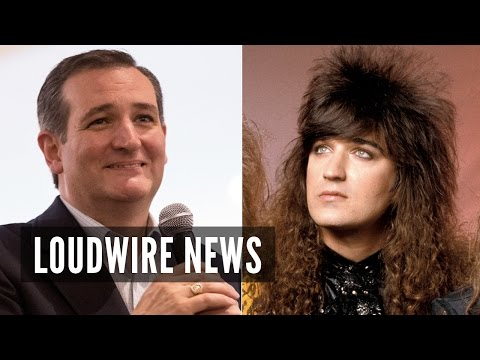 Ted Cruz's Secret Life as the Singer of a Metal Band? Mp3