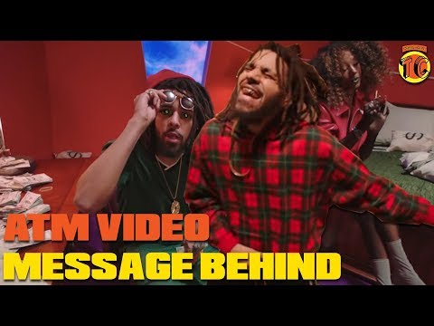 J. Cole ATM Video Review, What is the Meaning?