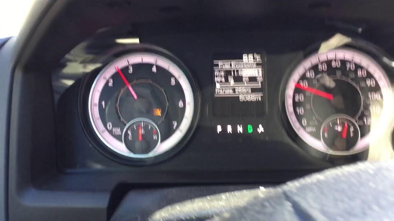 Update 2017 2500hd Ram 6 4 Hemi Towing Fuel Mileage