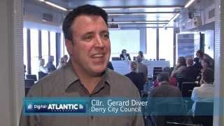 Gerard Diver on #DigitalAtlantic