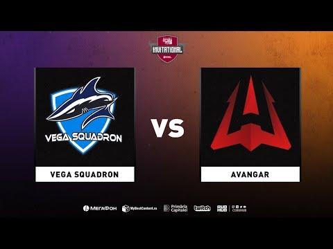 Vega Squadron vs AVANGAR vod