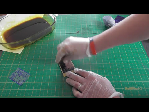 m0nwk how to make a pcb (printed circuit board) at home in lessm0nwk how to make a pcb (printed circuit board) at home in less than 45 minutes