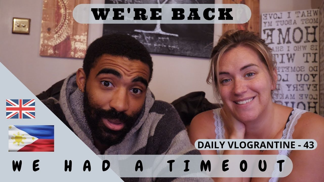 We Took A Break From Vlogging BUT Now We Are BACK! Lockdown Starting To Ease