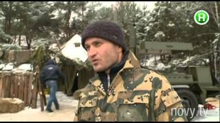 В Украине снимают патриотический сериал - Шоумания - 17.12.2014