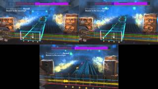Rocksmith 2014 (Thin Lizzy - Dancing in the Moonlight (It