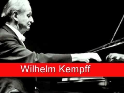 Wilhelm Kempff: Fauré - Nocturne No. 6 in D flat, Op. 63
