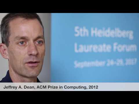 Laureate interviews at the 5th HLF: Jeff Dean