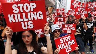 """【海峡论谈】2019.6.16 话题一:烟雾下的香港 自由与极权的对抗 话题二:香港""""反送中""""左右台湾总统大选?"""