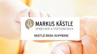 Sprecher Markus Kästle -  Beba Supreme Folgenahrung