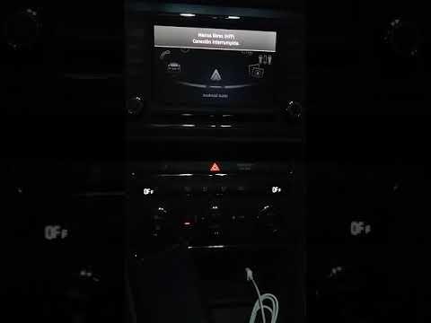Error Android Auto xiaomi redmi 6