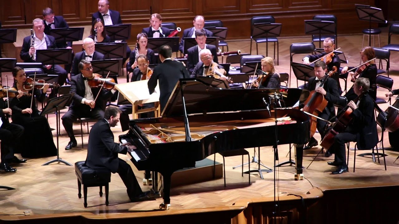 Concerto No. 1 for Piano and Orchestra, Part 3