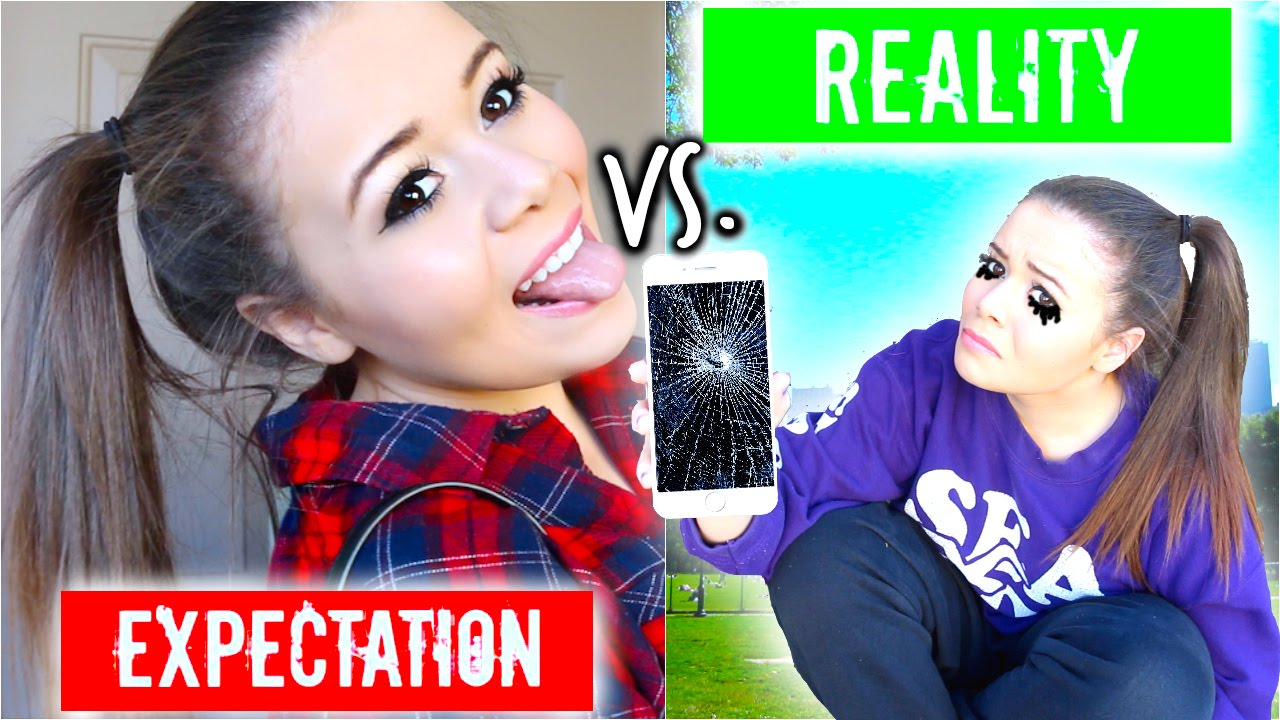 Morning Routine Expectations Vs. Reality!