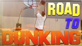 ROAD TO DUNKING EPISODE 1!