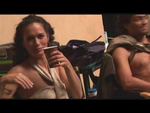 The Making Of 300 - Lena Headey