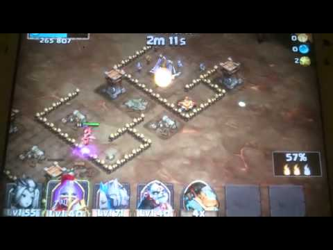 Let's Play Castle Clash #1 PIXIE GAMEPLAY!!!!