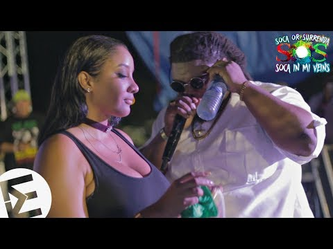 BIG BANG - Cocaine & Classy  Live at SOS Belize 2017 🔥