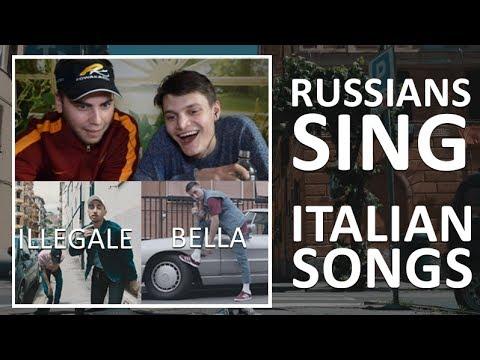 Russians Sing Italian Songs (Samuel Heron) / #1