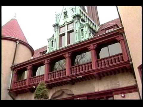 LI Gold Coast Mansions-  Coindre Hall