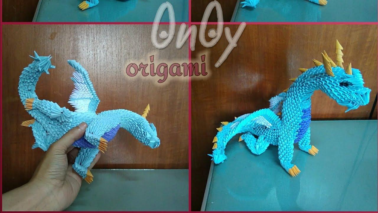 Part 1] Origami Dragon 6.0 Tutorial (Henry Phạm ... | 720x1280