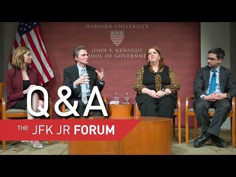 The Future of the Conservative Agenda - Q&A