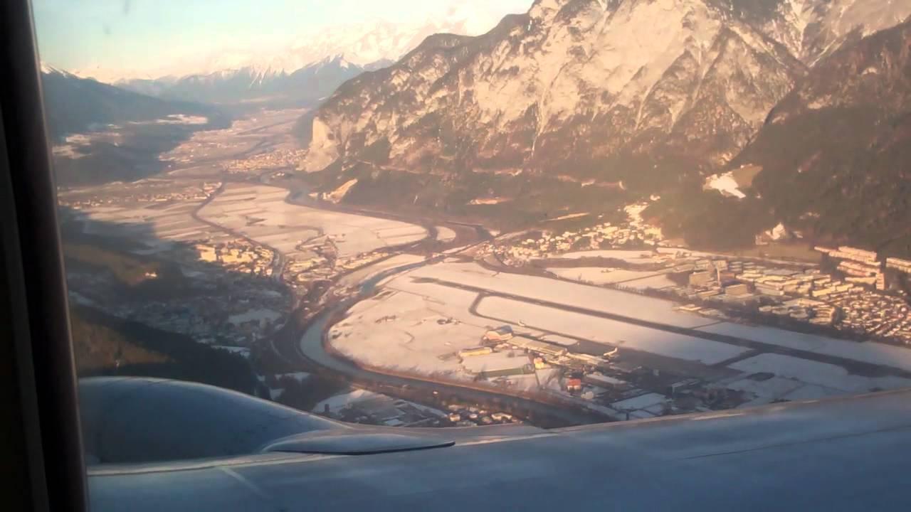 Xplane version 9 beta Innsbruck Kranebitten A380 - video ...