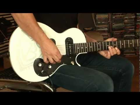 "2010 Gibson ""Melody Maker"""