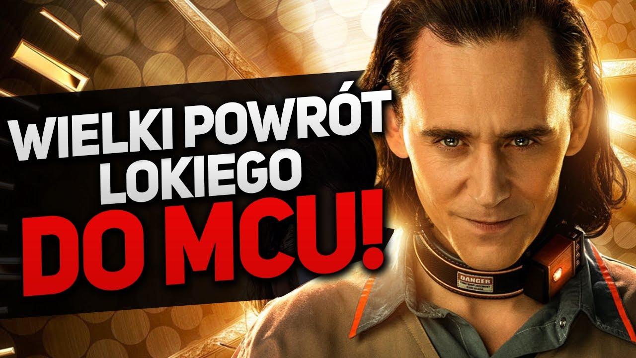 Download LOKI - wielki powrót! Pojawi się w Thorze 4?