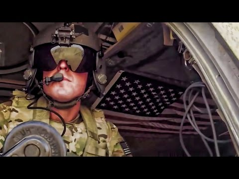 Helicopter Aerial Gunner Qualification