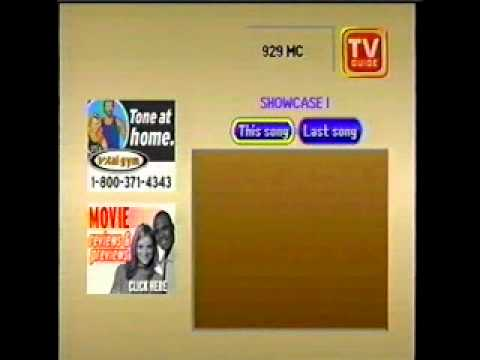 Music Choice channel 929 - around 1999 or 2000, part 1 of 3