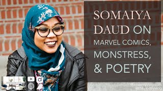 Somaiya Daud on MCU, Monstress, & Representation in Comics #marvelcomicsuniverse