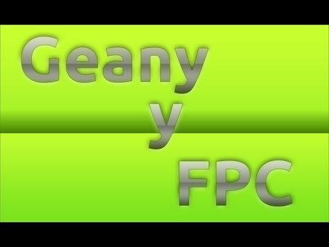 Configurar Geany para compilar con FPC
