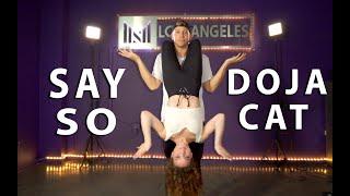 SAY SO - Doja Cat Dance   Matt Steffanina & Sofie Dossi