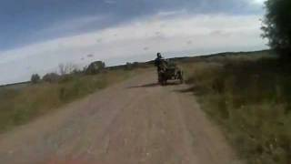 URAL Sidecar Adventure 2008 in Russia Part 2/2