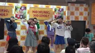 Especia インストアライブ 2014年5月24日 タワーレコード新宿店.