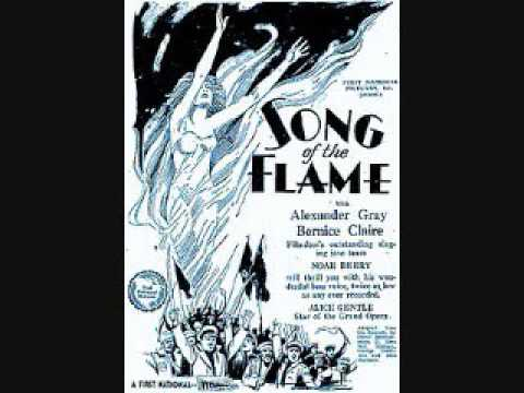 The Song Of The Flame 1930 (Reels 1,4,5,7, & 9, Audio Only)