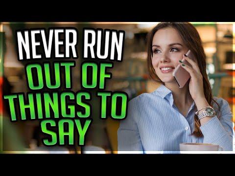 dating small talk topics