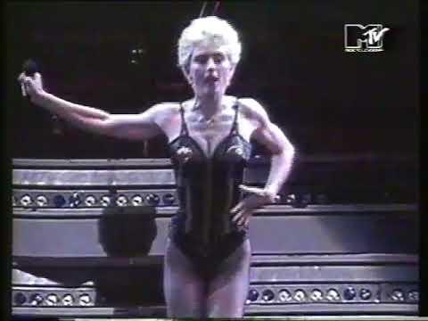 Open Your Heart - Who's That Girl Tour - MTV Madonnathon