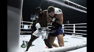GLORY 60: Cedric Doumbe vs. Jimmy Vienot - Full Fight