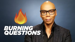 RuPaul Answers Your Burning Questions