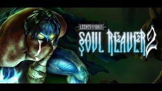 Legacy of Kain Soul Reaver 2 - Игровой фильм (русский дубляж)