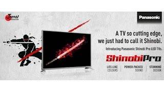 Panasonic Shinobi Pro 32 inch Boxing India