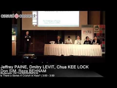 Is There a Series A Crunch in Asia?| PAINE, LEVIT, CHUA KEE LOCK, SIM, BEHNAM, THONGSRINOON