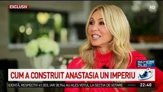 Mihai Gâdea, interviu de miliarde cu Anastasia Soare, cea mai bogată româncă din lume (VIII)