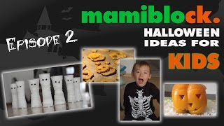 Halloween 4 Kids Teil 2 | Easy - Last Minute – Low Budget | mamiblock