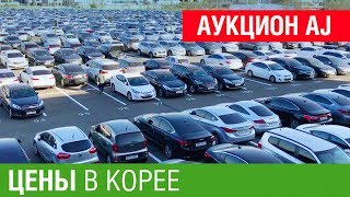 Цены на авто из Кореи / отзыв ADVISOR-AUTO / аукцион AJ / РОЗЫГРЫШ ТЕЛЕФОНА SAMSUNG S9+