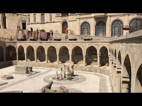 Traveller: Azerbaijan, Baku, city impression