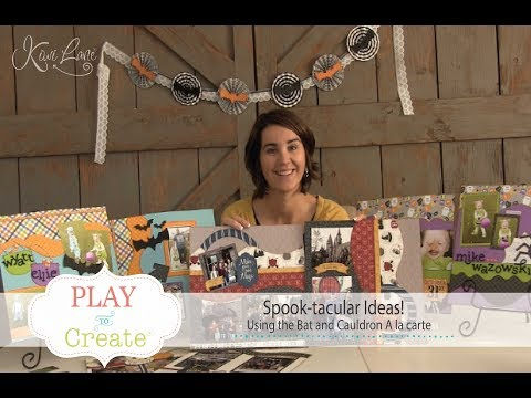 Halloween Scrapbooking Ideas And Layouts