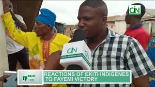 EKITI ERUPTS AS FAYEMI WINS ELECTION