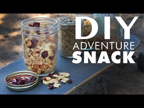 Our Favorite Adventure Snack